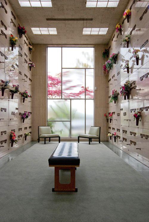 Forest Lawn Crematorium in West Seattle