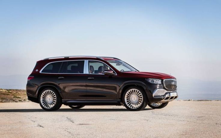 Mercedes Maybach Gls 600 4matic 2020 Suv Drive In 2020