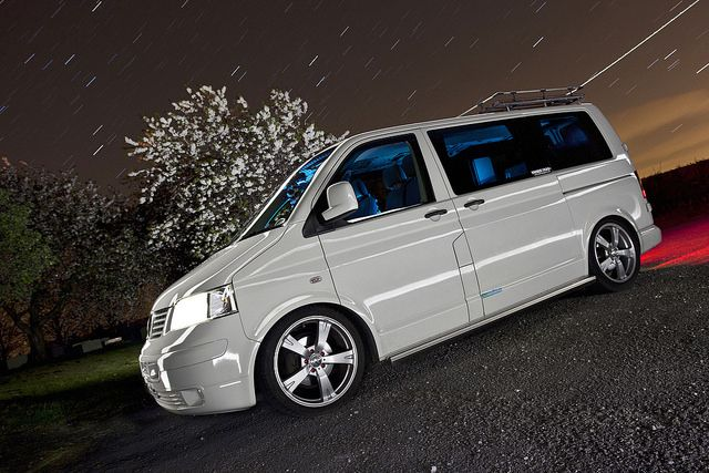 Sick VW T5 | Flickr - Photo Sharing!