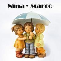 Goebel Nina & Marco Porzellanfiguren zum Sammeln und Schenken