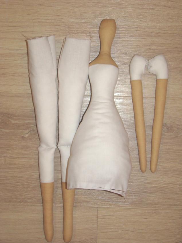 Rápido y fácil de coser Tilda Angel Garden - 14 pasos)))) - Feria Masters - hecho a mano, hecho a mano