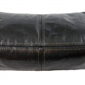 Extra Large Moroccan Premium Leather Ottoman