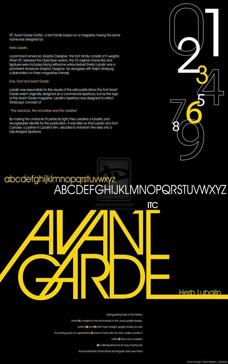 Avant Garde Poster: Final by ~hinootora on deviantART