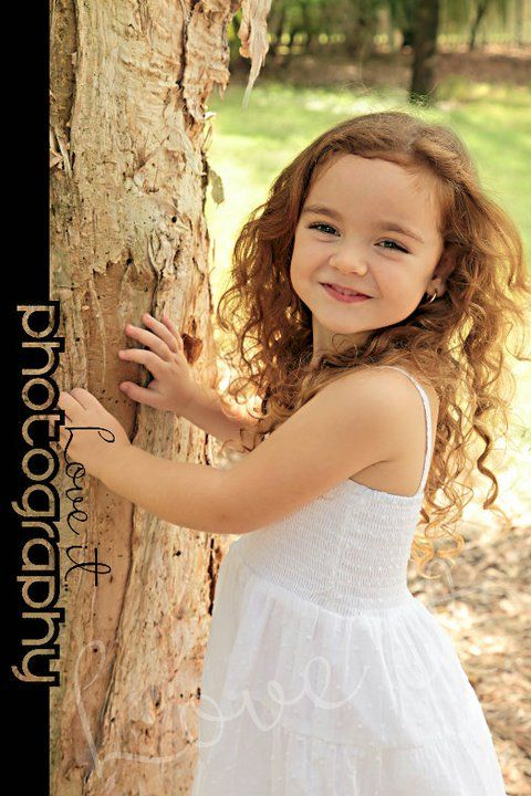 One of my beautiful granddaughters