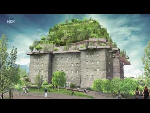 Baugenehmigung ist da - Bunker auf St.Pauli wird grün