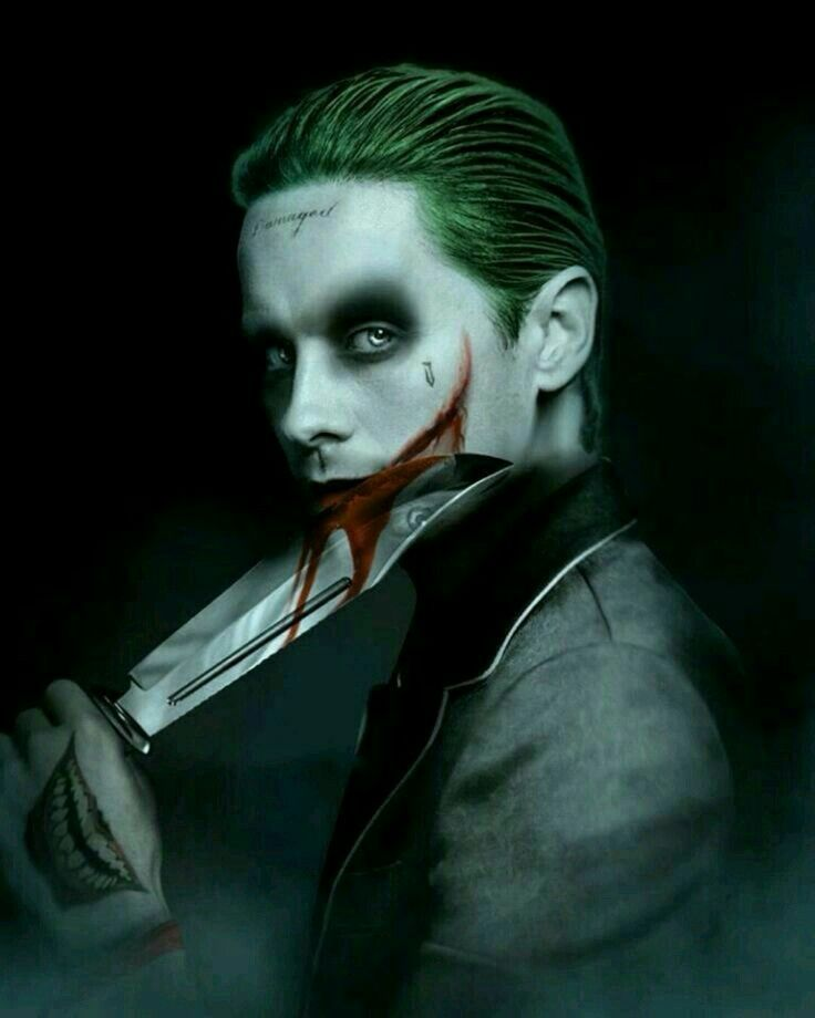 Jered Leto Joker By Bosslogic
