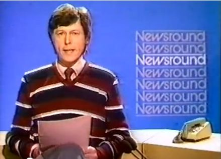 John Craven Newsround