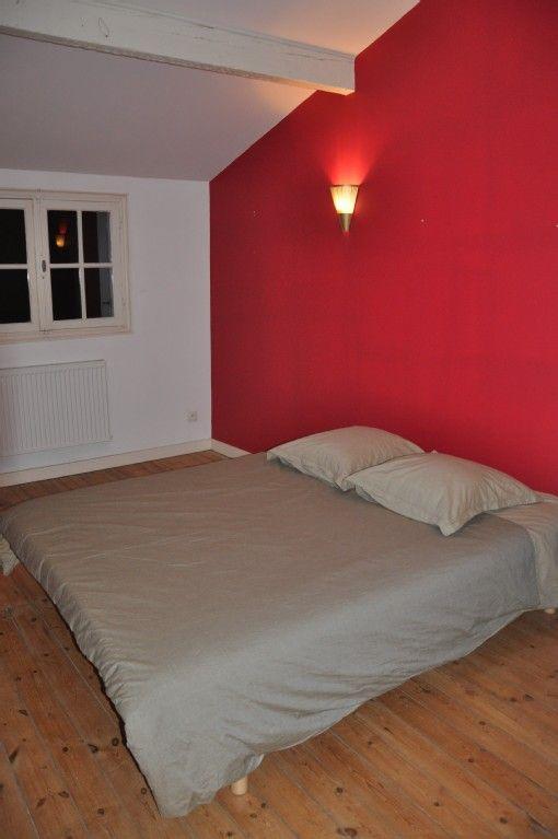 Location vacances maison Royan: chambre 4_2 ème étage (lit 2 personnes 160X200)