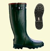 Hunter Balmoral Neoprene Lined Boots