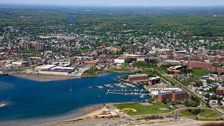 Aerial photo of Lynn, MA | Lynn, Massachusetts | City ...