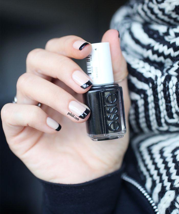 Les 25 meilleures id es concernant ongles couleur menthe sur pinterest ongl - Idee de vernis facile ...