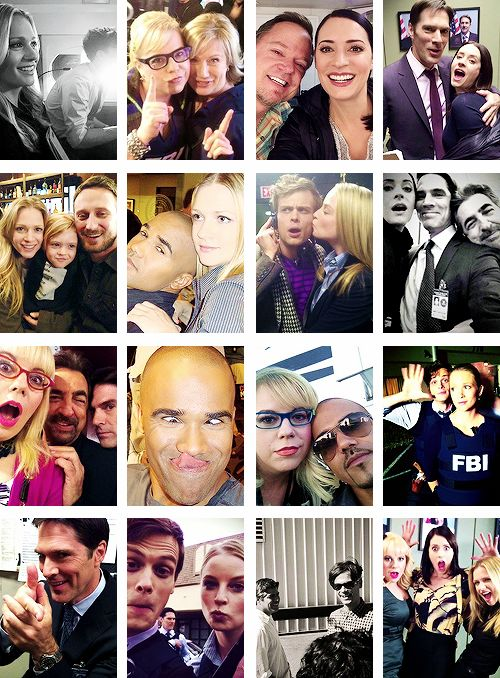 Funny pictures of the criminal minds set