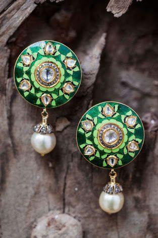 Image result for Sunita Shekhawat Kalika Jewellery Collection