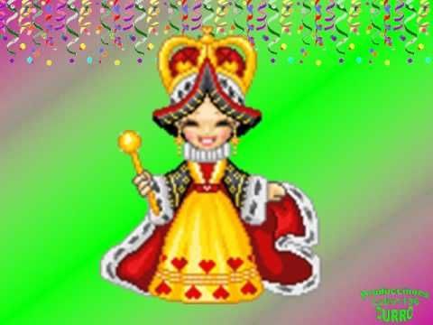 Canción es carnaval.    http://www.youtube.com/watch?v=5PSH9wvYcio