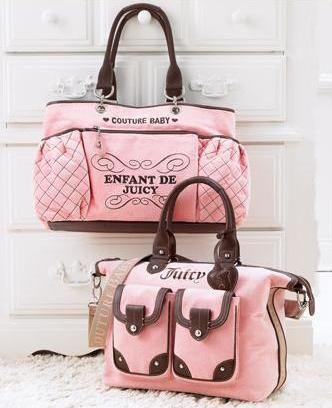 Juicy Couture Baby Bags