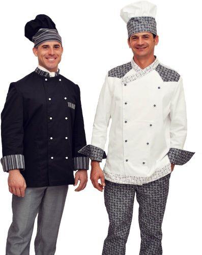 #Chef #Style #divisa #cucina #giacca #cuoco #pantalone #cappello #settore #ristorazione #chef-coats #chefwear