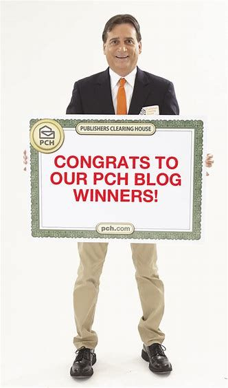Image result for Publishers Clearing House Winner Announcement | a