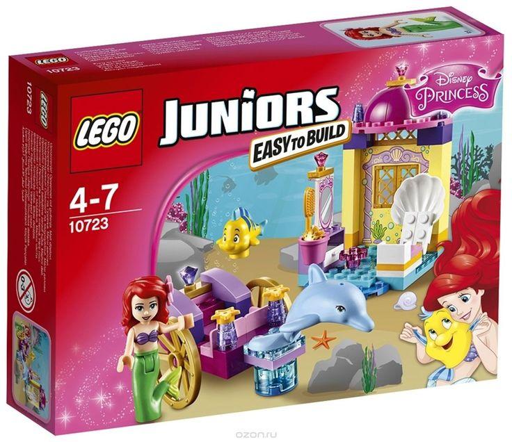 Купить lego juniors конструктор карета ариэль - детские товары LEGO в интернет-магазине OZON.ru, цена lego juniors конструктор карета ариэль.