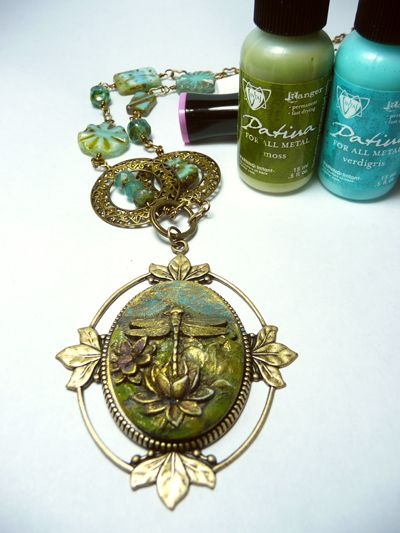 Jewelry Tutorial: Swellegant Cameos - B'sue Boutiques: Vintage Jewelry Supplies and DIY Jewelry