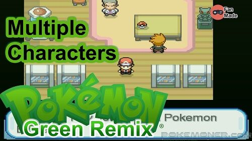 http://www.pokemoner.com/2017/10/pokemon-green-remix.html Pokemon Green Remix  Name: Pokemon Green Remix [Pc Game] Create by: Zeak6464 Description: The player begins in their hometown of Pallet Town. After venturing alone into the tall grass the player is stopped by Professor Oak a famous Pokémon researcher. Professor Oak explains to the player that wild Pokémon may be living there and encountering them alone can be very dangerous. He takes the player to his laboratory where the player meets…