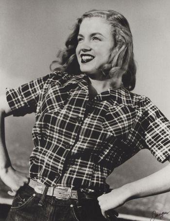 El eterno femenino de Marilyn - ELLE.ES