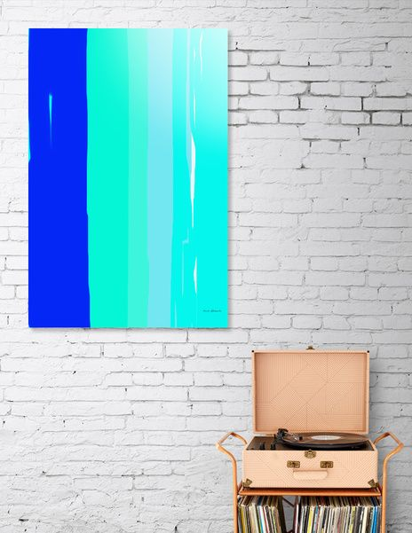 Discover «room823», Limited Edition Acrylic Glass Print by Nonita Papadopoulou - From $75 - Curioos