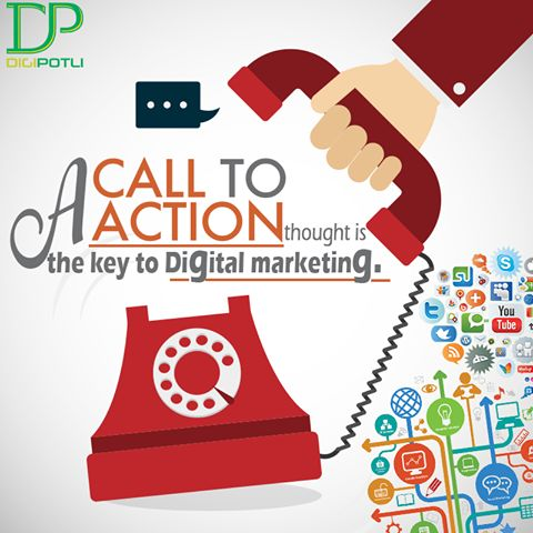 For a successful #Business growth, there must be an excellent #Calltoaction thought. #Digipotli  #SocialMediaMarketing