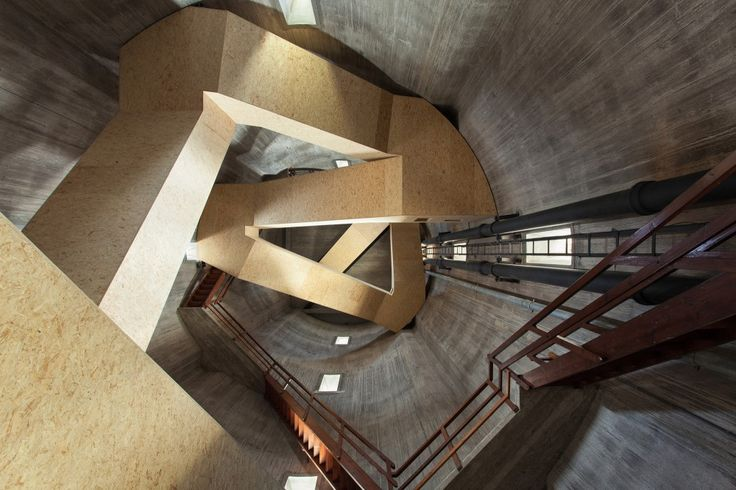 Torre de Vigilancia y de Agua Sint Jansklooster / Zecc Architecten Watch/Watertower Sint Jansklooster / Zecc Architecten – Plataforma Arquitectura