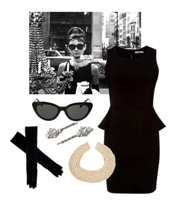 5 halloween costumes you already own audreyhepburn costume - Halloween Costumes You Already Own