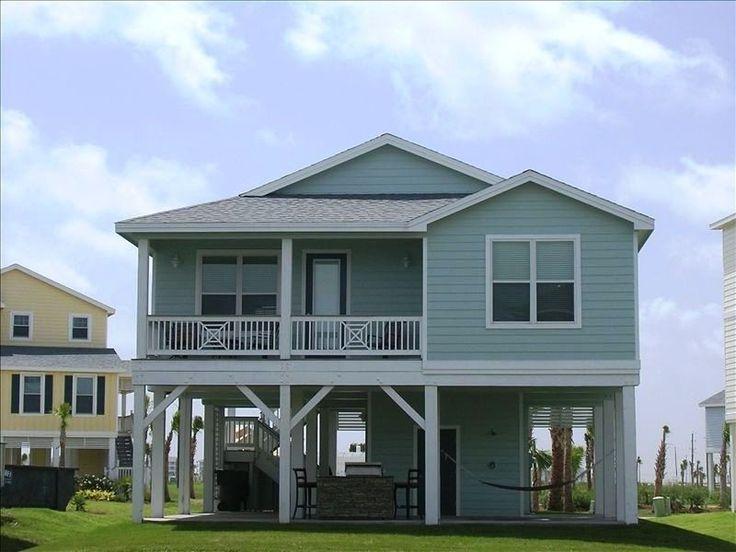 Galveston House Rental: Galveston Beach House - Anne Marie At Pointe West | HomeAway