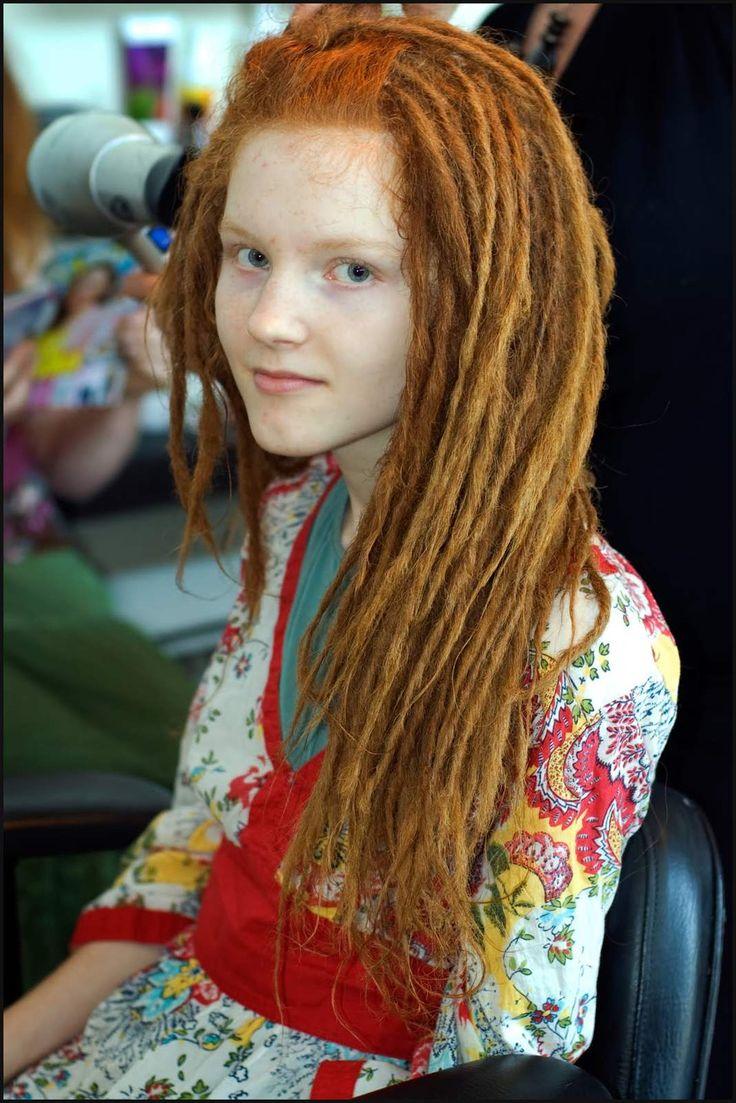 dreadlocks girl - google search   hair   pinterest   haar