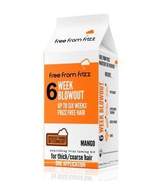 free from frizz - Trattamento anticrespo per capelli spessi e folti