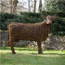 Willow Sculptures by Emma Stothard