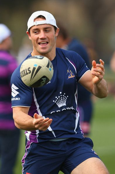 Cooper Cronk Photo - Melbourne Storm Training Session http://footyboys.com
