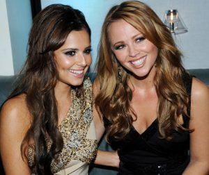 nice Kimberley Walsh Is 'Really Happy' For 'Pregnant' BFF Cheryl