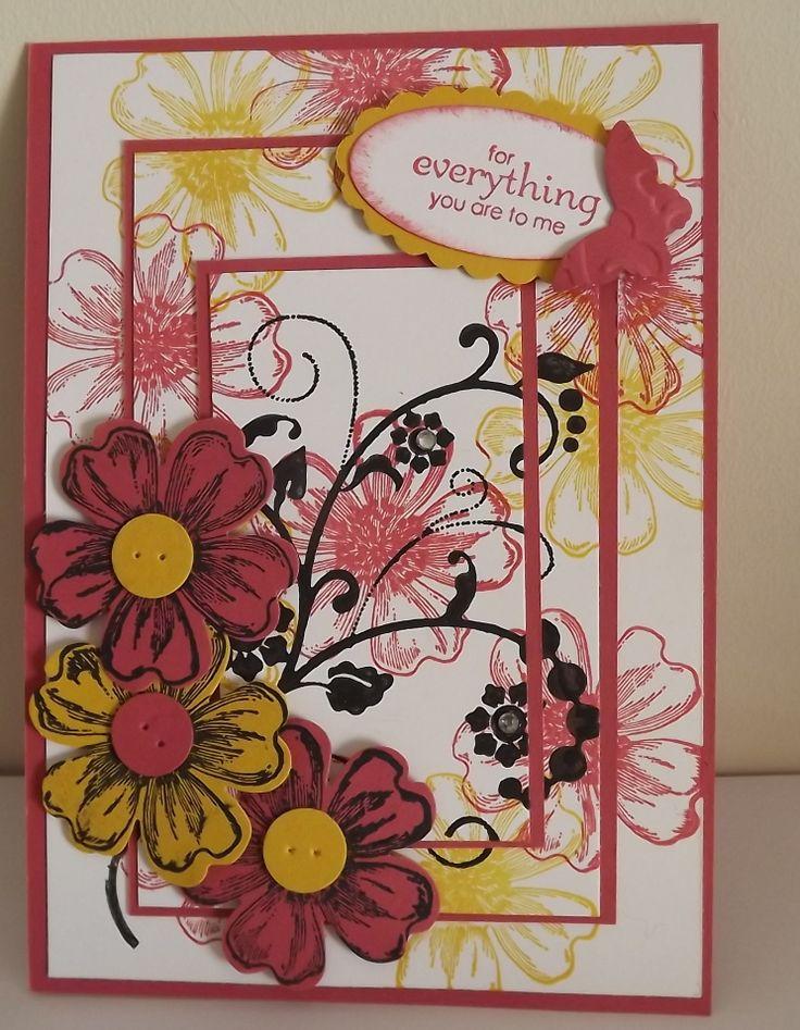 a variation of last ladies birthday card