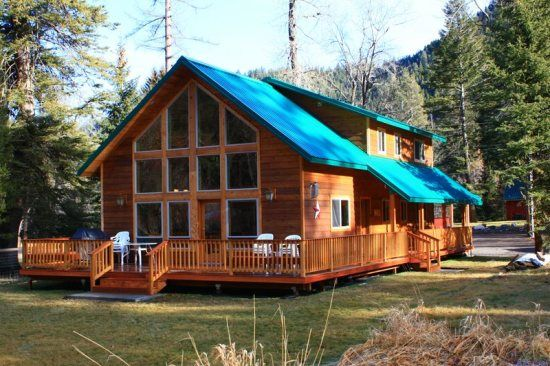 22 Best Cabins On Resort Side Of Wallowa Lake Images On