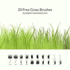 Great free Photoshop brushes