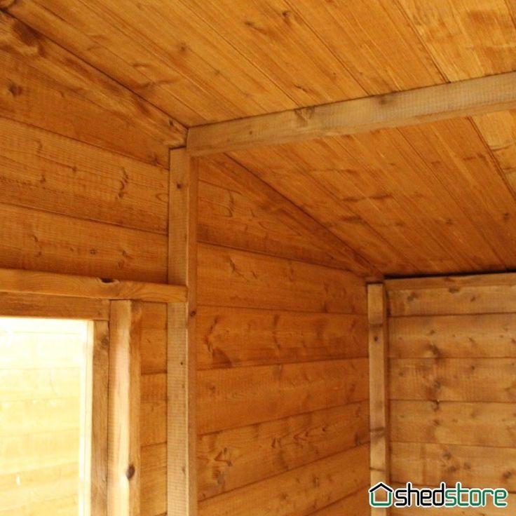 scalloped roofing felt shingles in green 3m2 pack mbw. Black Bedroom Furniture Sets. Home Design Ideas