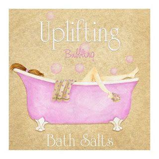 Bath salts-Varieté de Láminas para Decoupage