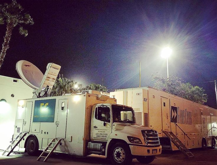 Its that time of year again.  Spring training games begin tomorrow and we are ready to go!  #weloveourjob #springtraining #baseball #tvproduction #uplinktruck #grapefruitleague #orioles #florida #sarasota
