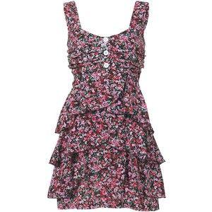 Multi coloured floral festival dress - Joe Browns -