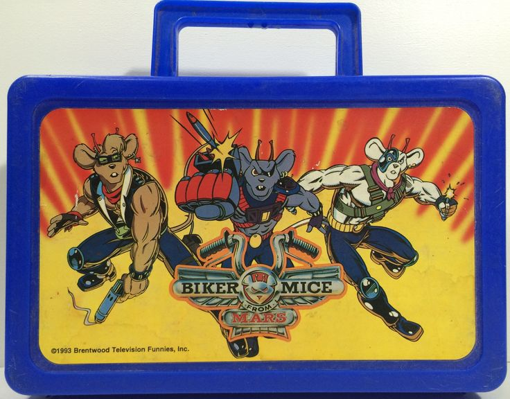 We always have the hottest Vintage Toys at The Angry Spider.  Now available: TAS037989 - 1993 ...  Check it out here: http://theangryspider.com/products/tas037989-1993-biker-mice-from-mars-plastic-pencil-box?utm_campaign=social_autopilot&utm_source=pin&utm_medium=pin