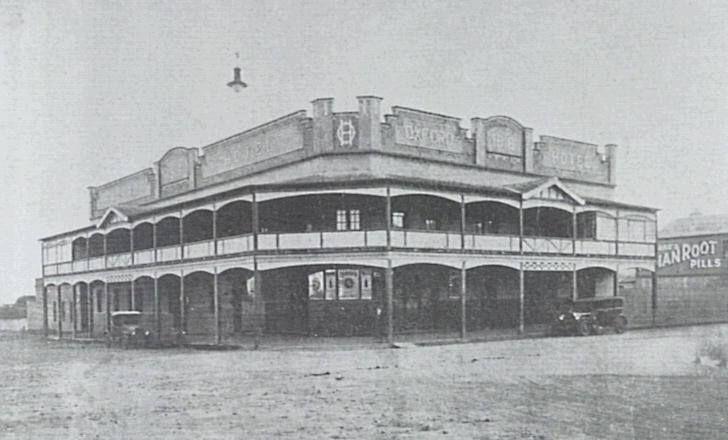 Oxford Hotel Wollongong