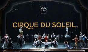 Πλησίστιος...: Oscar' s Cirque du Soleil