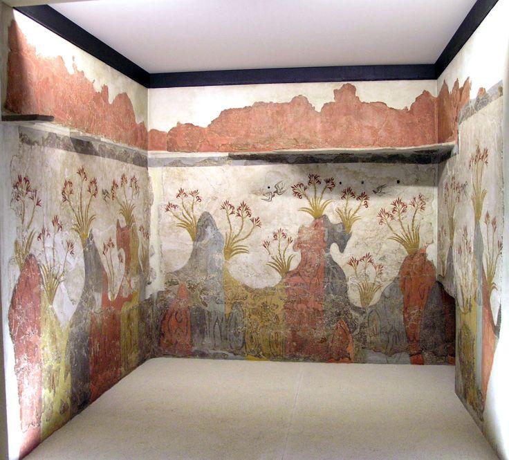 The archaeological #museum. #Santorini
