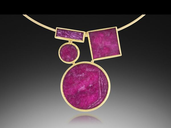 Petra Class Jewelry | Reds-yellows