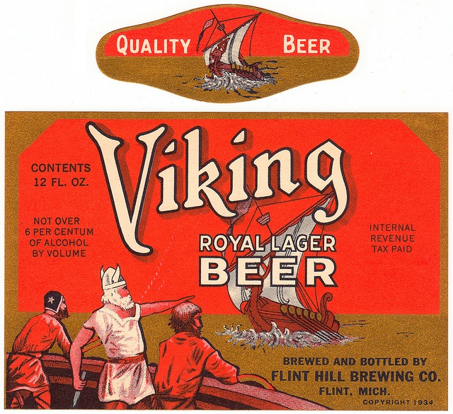 Viking Royal Lager Beer | Flickr - Photo Sharing!