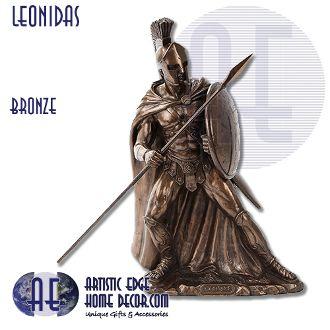 Leonidas - Bronze Figurine