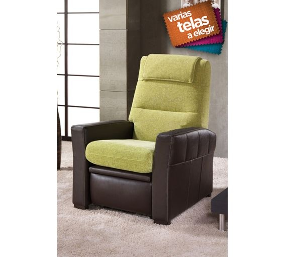 34 best images about sillones divanes y puffs on pinterest for Sillones piel confort